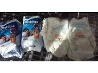 Pampers Baby Dry/Dry Nites Pyjama Pants