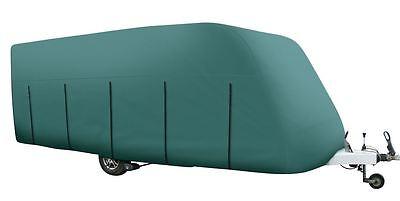 Bailey Ranger 500 /5 2000 Water Resistant Breathable Caravan Cover 4Ply Green