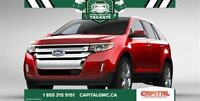 2013 Ford Edge Limited AWD *Navigation-Leather-Power Liftgate*