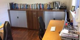 Spacious detached workspace / home office for hire in Stanmore