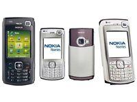 Nokia N70 (Unlocked) Mobile Phone various colours (Grade B)