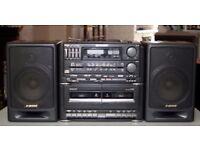 Sharp CD510H CD, Tape & Tuner Portable Stereo