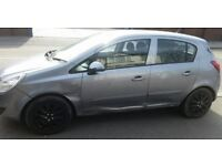 VAUXHALL CORSSA 1.4 PETROL AUTOMATIC 5 DOOR SPARE OR REPAIR NONNNE RUNER NEED RE COVERY TO COLLECT