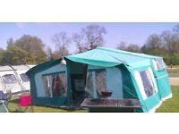 For Sale 2006 Pennine Pathfinder Folding Camper
