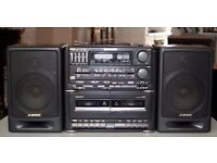 Sharp CD510H CD, Tape and Tuner Portable Stereo