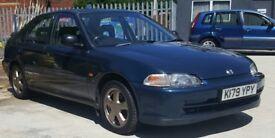 Honda civic 1.6 vti eg9