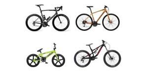 Cash Now!!! Buy - Sell - Swap - Pawn - Bike / Bicycles (Mountain, Road, Hybrid) (Specialized, Norco, Trek, Giant etc.)