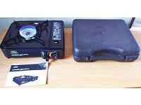 Portable Gas Stove Cooker - Good working order. Ideal BBQ & Camping. Nearly NEW!!