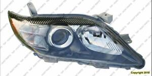 Head Lamp Passenger Side Se Usa Built High Quality Toyota Camry 2010-2011