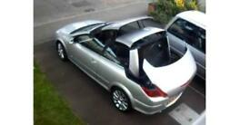 Vauxhall Astra convertible cabriolet twin top diesel
