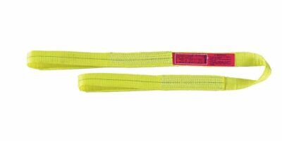 Liftall Ee2804dtx6 Polyester Web Eye And Eye Sling Twisted Eye 2-ply 4 X 6