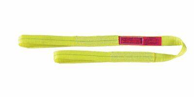 Liftall Ee2606dfx6 Polyester Web Sling 2-ply Eye And Eye Flat Eye 6 W X 6
