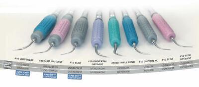 Coltene Biosonic Ultrasonic Scaler Insert 10 Slim Supersoft 25khz Dental Vet