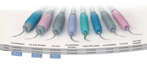 Coltene BioSonic Ultrasonic Scaler Insert #10 Slim Supersoft 25kHz Dental Vet