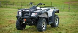 CROSSFIRE 500 AES - FARM QUAD 4X4 - NEW  $8790  DUE OCT Forrestfield Kalamunda Area Preview