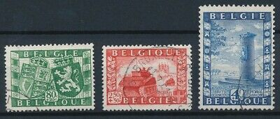 [733] Belgium 1950 good Set very fine Used Stamps