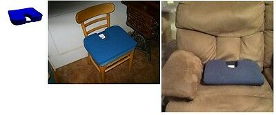 Large Firm Tush Cush Seat Cushion, Relieve Back Pain Or Discomfort While Sitting