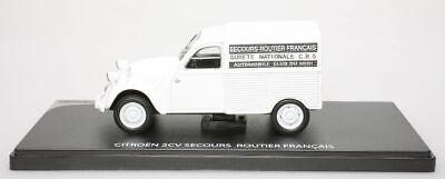 Citroën 2Cv secours routier Français 1/43