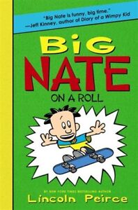 BRAND NEW - BIG NATE ON A ROLL - HARD OVER BOOK