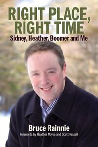 Right Place, Right Time by Bruce Rainnie