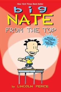 BRAND NEW - BIG NATE FROM THE TOP PAPERBACK COMIC BOOK