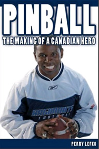 PINBALL BIOGRAPHY BY PERRY LEFKO $20 OBO
