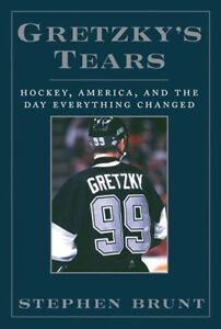 Gretzky's Tears Hardcover Book