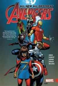 ALL-NEW ALL-DIFFERENT AVENGERS OHC BOOK-Mark Waid-Marvel Comics