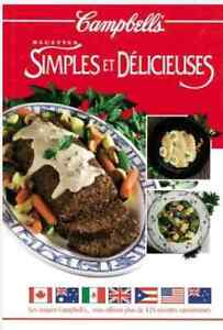 RECETTES CAMPBELL'S