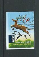 Australia 2016 Natale Isola Natale Autoadesivo Internazionale Francobollo Usato - isola - ebay.it