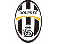 Dollys FC looking for football players in all positions