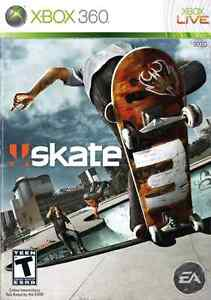 Skate 3 wanted !