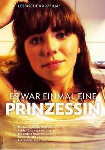 Es war einmal eine Prinzessin   (5 lesbische Kurzfilme)(Lesbian DVD)(2015)-Neu-