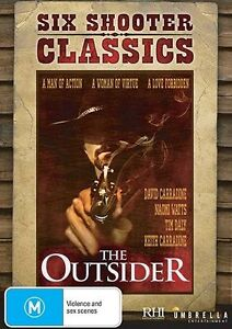 The Outsider - DVD - NAOMI WATTS / DAVID CARRADINE / TIM DALY - NEW