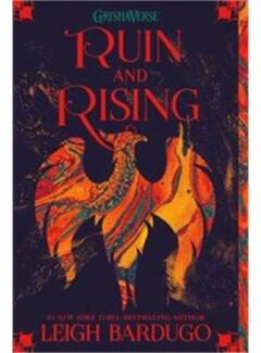 Ruin and Rising by Leigh Bardugo New Hardcover Book