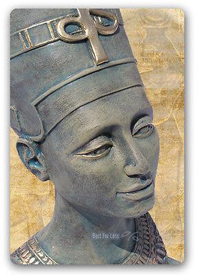 NOFRETETE ÄGYPTEN ÄGYPTISCHE GOTTHEIT FIGUR GARTEN DEKO