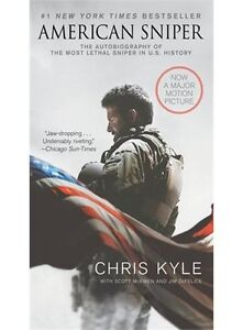 Chris Kyle - American Sniper (softcover)