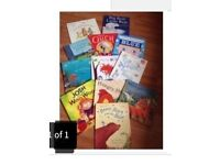 A lovely selection of children's books