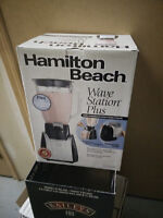 Hamilton Beach Wave Station Plus Blender - NEW IN BOX