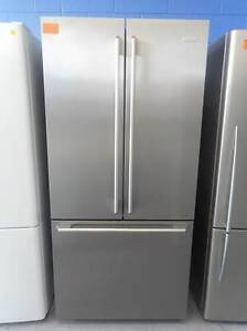 ( MFF 165 ) Second Hand Electrolux S/steel French Door 510 L F/F Bundall Gold Coast City Preview