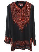 New - Elegant Long sleeve Top Embroidered Kaftan (Abaya)