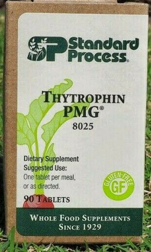 Standard Process THYTROPHIN PMG 90T * Exp 11/2022 * SHIPS FREE WITHIN 24 HOURS! 1
