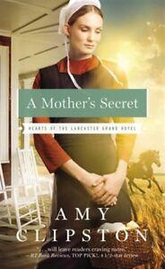 Book:  A Mother's Secret by Amy Clipston