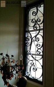 SCROLLMASTER Wrought iron and aluminium fencing and gates Bayswater Bayswater Area Preview