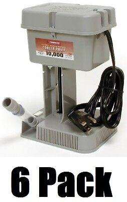 (6) ea Dial 1095 10000 CFM Offset Evaporative Swamp Cooler Pumps for Champion