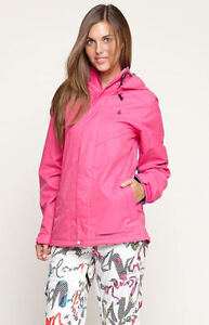 Volcom Womens Cremini Jacket winter ski snow snowboard coat S-XL NEW $200