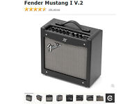 Fender Mustang 20w RMS Combo Amp