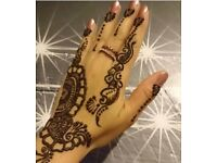 Henna artist available from £3