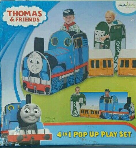 Thomas and Friends pop up play tent  sc 1 st  Gumtree & Thomas and Friends pop up play tent | in Chester Cheshire | Gumtree