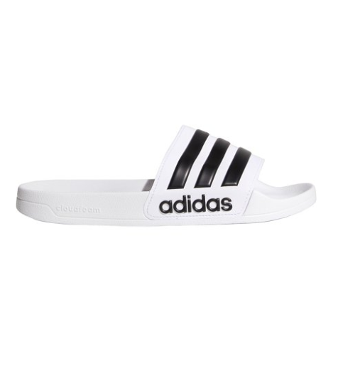 a4aed85a5 ... Adidas Men s Adilette Slides   Sandal Shoe NEW Navy Red Black or White  ...